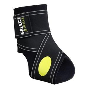 Bandaż kostki Select Ankle support 2-parts czarny, Select