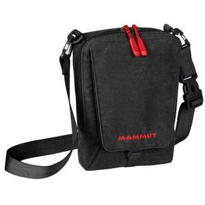 Torebka Mammut Tasch Pouch Melange black 0001, Mammut