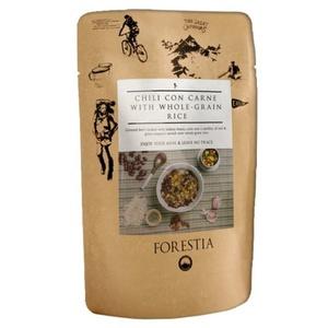 Jedzenie Forestia Chili con carne z mąka razowa ryżą, Forestia