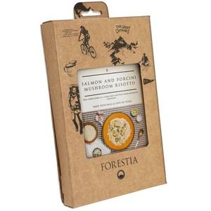 Jedzenie Forestia Risotto z łosoś i grzyby borowików (z podgrzewacz), Forestia