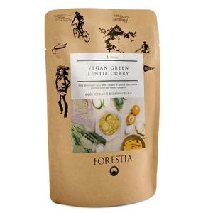 Jedzenie Forestia wegańskia warzyw szkła (z podgrzewaczem), Forestia