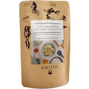 Jedzenie Forestia Morska warzyw gotowane na parze ryż (z podgrzewaczem), Forestia
