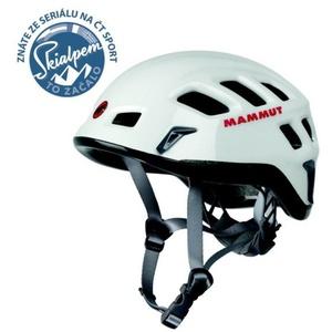 wspinaszkowy kask Mammut Rock Rider white-smoke  rozmiar 2, Mammut