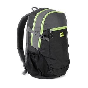 Plecak Spokey Zanskar 25l, czarno-zielony, Spokey