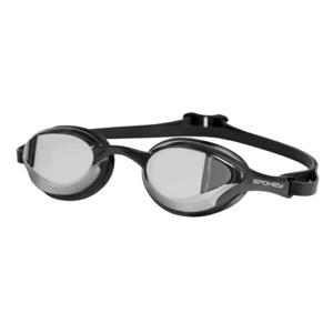 na basen okulary Spokey JET czarne, Spokey