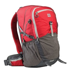 Plecak Spokey REDWOOD 36 l czarno-czerwony, Spokey