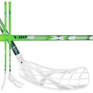 do unihokeja kij V80 2.6 green 101 OVAL X-Blades MB, Exel