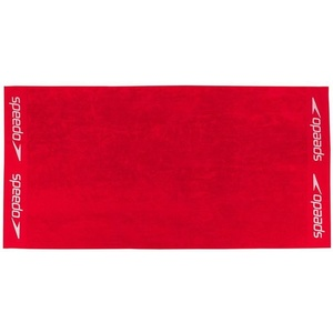 Ręcznik Speedo Leisure Towel 100x180cm Red 68-7031e0004, Speedo