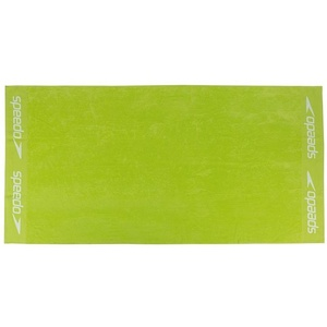 Ręcznik Speedo Leisure Towel 100x180cm Apple Green 68-7031e0010, Speedo