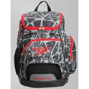 Plecak Speedo Mi'dzykulturowe woźnica Backpack XU Cage Black 68-10707c297, Speedo