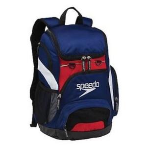 Plecak Speedo Mi'dzykulturowe woźnica Backpack XU Navy / Red / White 68-107074006, Speedo
