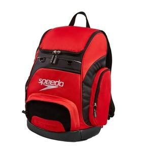 Plecak Speedo Mi'dzykulturowe woźnica Backpack XU Czerwony / czarny 68-107073991, Speedo