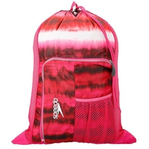 Torba Speedo Deluxe odpowietrznik oczko bag xu Pink 68-11234c301, Speedo