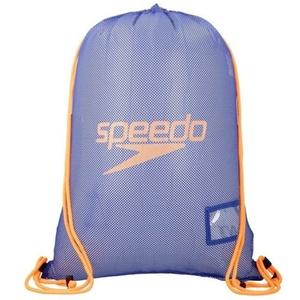 Torba Speedo wyposażyć Mesh Bag XU Blue/Orange, Speedo