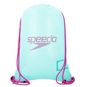 4efb3a9a58c33 Torba Speedo Equip Mesh Bag XU Green/Puprple 68-07407c302