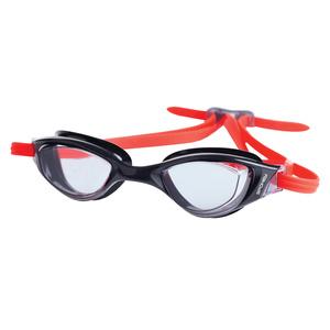 na basen okulary Spokey FALCON czarno-czerwone, Spokey
