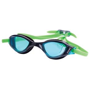 na basen okulary Spokey FALCON czarno- zielone, Spokey