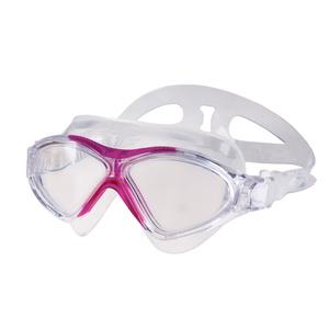 na basen okulary Spokey VISTA JUNIOR przejrzysty rużowy, Spokey