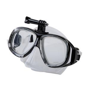 Kask do pływania Spokey Tamukami KAMERA z ucho do kamera, Spokey