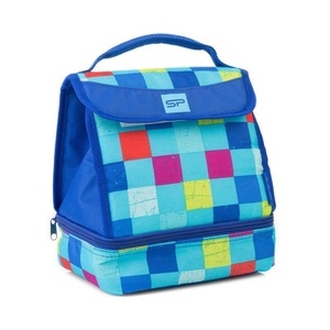 Na przekąskę cooler bag Spokey LUNCH BOX BLUE, Spokey