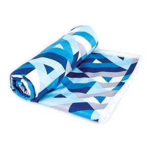 Szybkoschnący plażowy ręcznik Spokey MENORKA  100x180 cm, Spokey