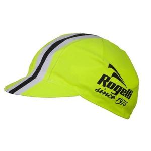 Sportowe czapka z daszkiem Rogelli RETRO, odblaskowy żółty 009.953., Rogelli