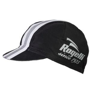 Sportowe czapka z daszkiem Rogelli RETRO, czarny 009.955, Rogelli