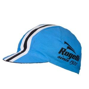 Sportowe czapka z daszkiem Rogelli RETRO, niebieska 009.957., Rogelli