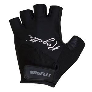 Damskie rękawice do rower Rogelli DOLCE, czarne 010.612., Rogelli