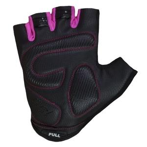 Damskie rękawice do rower Rogelli DOLCE, rużowy 010.613., Rogelli