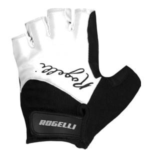 Damskie rękawice do rower Rogelli DOLCE, białe 010.613., Rogelli