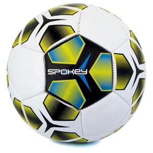 Spokey HASTE piłka nożna piłka rozmiar. 5, niebiesko-żółty, Spokey