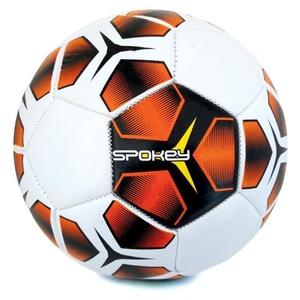 Spokey HASTE piłka nożna piłka rozmiar. 5, czerwono-czarny, Spokey