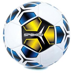 Spokey HASTE piłka nożna piłka rozmiar. 5. żółto-niebieski, Spokey