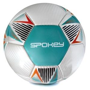 Spokey OVERACT piłka nożna piłka rozmiar. 5, turkusowy, Spokey