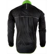 Męska ultra light kurtka Silvini GELA MJ801 black-green, Silvini