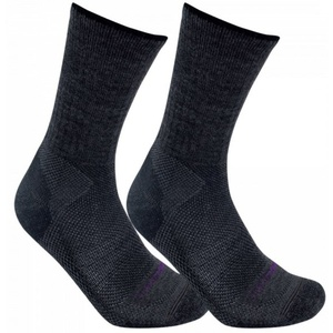 Skarpety LORPEN Merino Blend Light Hiker 2 Pack charcoal, Lorpen