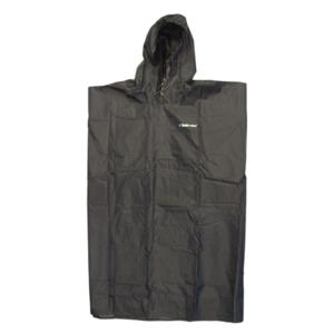 Płaszcz przeciwdeszczowy TREKMATES Essential Poncho czarny, TrekMates