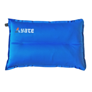 Samodmuchający poduszka YATE niebieski 43x26x9 cm, Yate