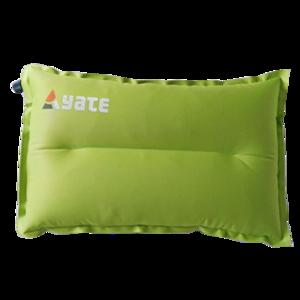 Samodmuchający poduszka YATE zielony 43x26x9 cm, Yate