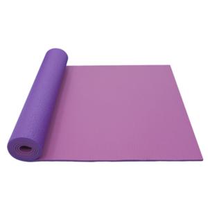 Podkładka do jogę YATE joga mat podwójna warstwa / różowy / fioletowy, Yate