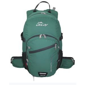 Plecak DOLDY Zion 20l zielony / czarny, Doldy