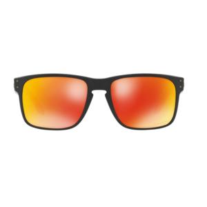 Przeciwsłoneczna okulary OAKLEY Holbrook Matte Black w/ PRIZM Ruby OO9102-E255, Oakley