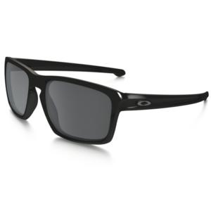 Przeciwsłoneczna okulary OAKLEY Drzazga Błyszczący Black w/ Black Iridium OO9262-04, Oakley