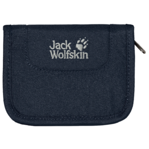 Portfel JACK WOLFSKIN First Class niebieska, Jack Wolfskin