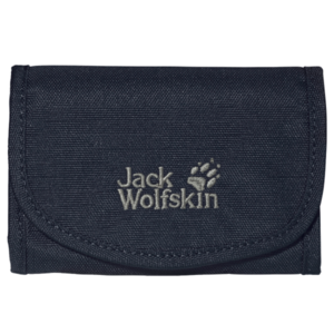 Portfel JACK WOLFSKIN Ruchomy Bank niebieska, Jack Wolfskin