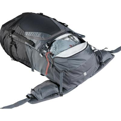 Plecak Deuter Futura Air trek 50 + 10 50 + 10 grafitowy/czarny, Deuter