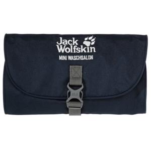 Torebka JACK WOLFSKIN Mini Waschsalon ciemno. niebieska, Jack Wolfskin
