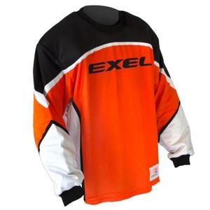 Golmanski bluza EXEL S60 GOALIE JERSEY junior orange/black, Exel