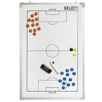 Taktyczna tablica Select Tactics  board alu football biała, Select